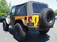 2012 Jeep Wrangler 4WD Rubicon for sale 101024507