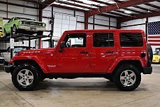 2012 Jeep Wrangler 4WD Unlimited Rubicon for sale 101028863