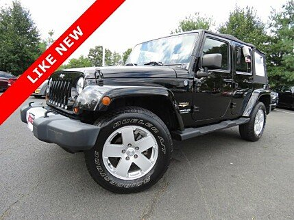 2012 Jeep Wrangler 4WD Unlimited Sahara for sale 101033215