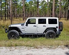 2012 Jeep Wrangler 4WD Unlimited Sahara for sale 101040225