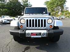 2012 Jeep Wrangler 4WD Sahara for sale 101041296