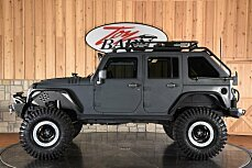 2012 Jeep Wrangler 4WD Unlimited Sport for sale 101043027