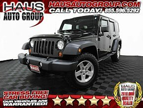2012 Jeep Wrangler 4WD Unlimited Sport for sale 101050981