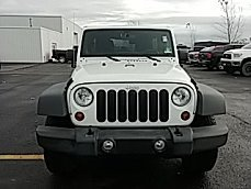 2012 Jeep Wrangler 4WD Unlimited Sport for sale 101052778