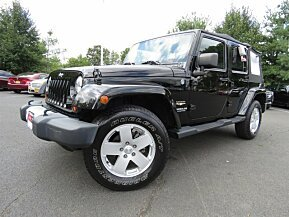 2012 Jeep Wrangler 4WD Unlimited Sahara for sale 101053397
