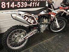 2012 KTM 350SX-F for sale 200587098