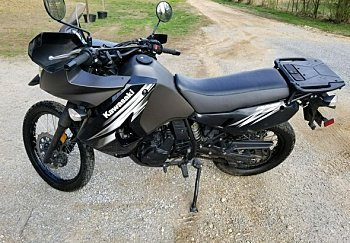 2012 Kawasaki KLR650 for sale 200581520