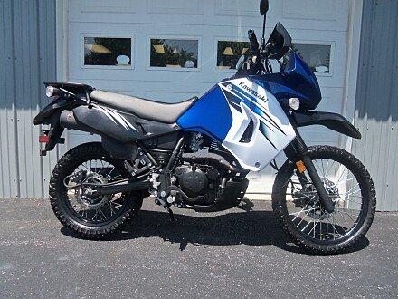 2012 Kawasaki KLR650 for sale 200582380