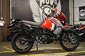 2012 Kawasaki KLR650 for sale 200632159