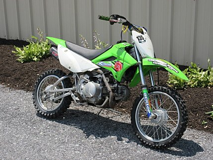 2012 Kawasaki KLX110 Motorcycles for Sale - Motorcycles on