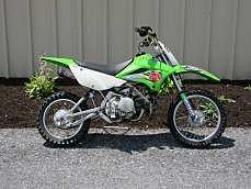 2012 Kawasaki KLX110 for sale 200468160