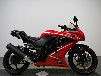 2012 Kawasaki Ninja 250R for sale 200489468