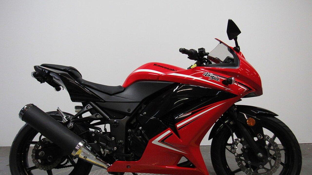 2012 Kawasaki Ninja 250R Motorcycles for Sale - Motorcycles on ...