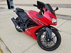 2012 Kawasaki Ninja 250R for sale 200545851