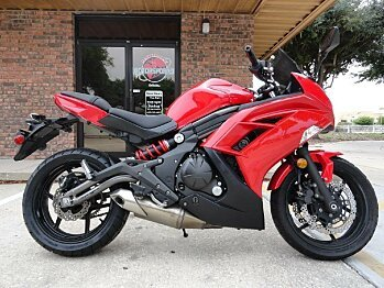 2012 Kawasaki Ninja 650R for sale 200328072