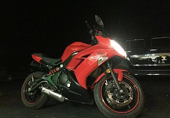 2012 Kawasaki Ninja 650R for sale 200468697
