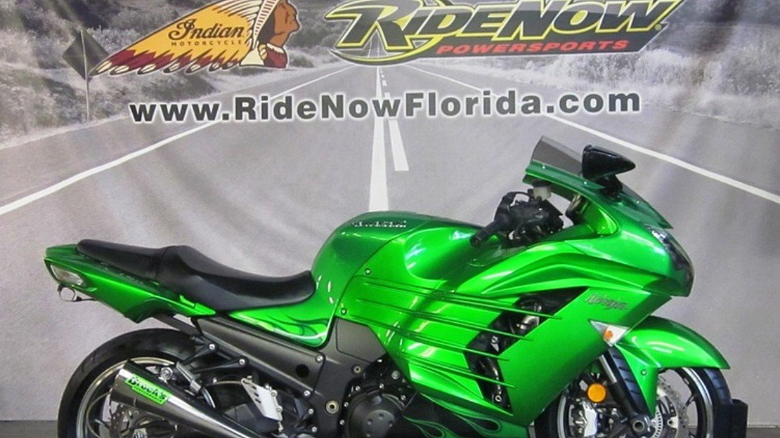 2012 Kawasaki Ninja ZX-14R for sale 200620576