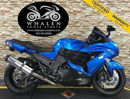 2012 Kawasaki Ninja ZX-14R for sale 200449300