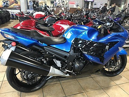 2012 Kawasaki Ninja ZX-14R for sale 200531468