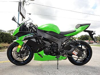 2012 Kawasaki Ninja ZX-6R for sale 200386041