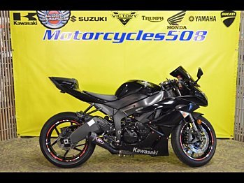 2012 Kawasaki Ninja ZX-6R for sale 200462075