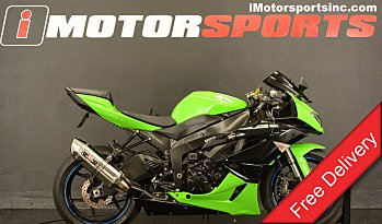 2012 Kawasaki Ninja ZX-6R for sale 200485609