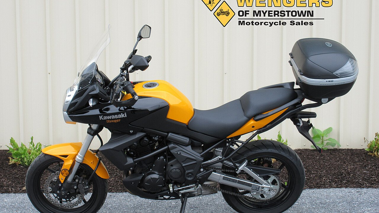 2012 Kawasaki Versys for sale 200371463