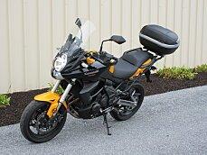2012 Kawasaki Versys for sale 200371463