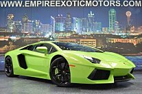 2012 Lamborghini Aventador LP 700-4 Coupe for sale 100743653