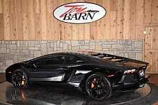 2012 Lamborghini Aventador LP 700-4 Coupe for sale 100860523