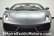 2012 Lamborghini Gallardo LP 550-2 Spyder for sale 100837094