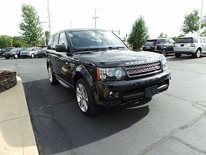 2012 Land Rover Range Rover Sport HSE LUX for sale 100770356