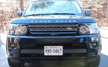2012 Land Rover Range Rover Sport HSE LUX for sale 100773418