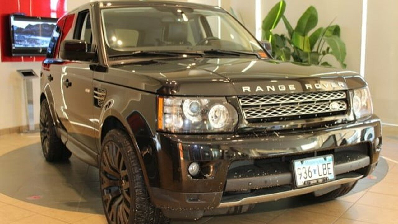 2012 Land Rover Range Rover Sport Supercharged for sale 100923910