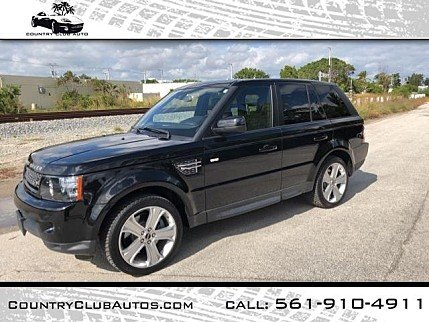 2012 Land Rover Range Rover Sport HSE LUX for sale 100942389