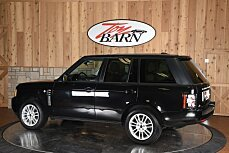 2012 Land Rover Range Rover HSE for sale 100857626