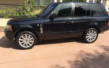 2012 Land Rover Range Rover Supercharged for sale 100755207