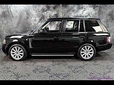2012 Land Rover Range Rover Supercharged for sale 100879874