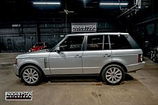 2012 Land Rover Range Rover Supercharged for sale 100887049