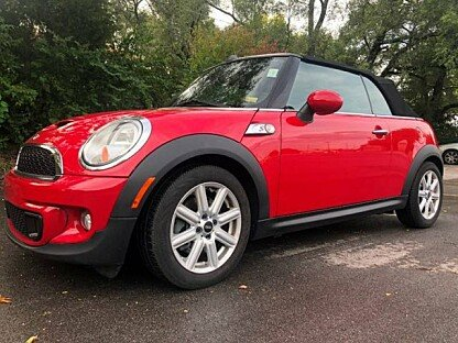 2012 MINI Cooper S Convertible for sale 101041773