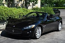 2012 Maserati GranTurismo Convertible for sale 100769124