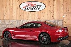 2012 Maserati GranTurismo MC Stradale Coupe for sale 100812054