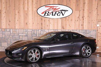2012 Maserati GranTurismo S Coupe for sale 100816613