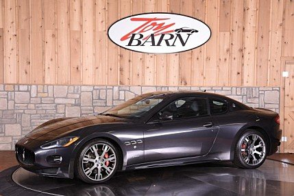 2012 Maserati GranTurismo S Coupe for sale 100816613