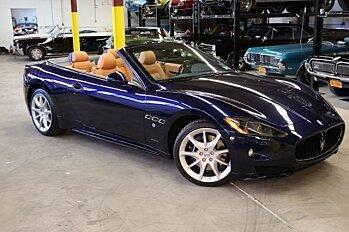 2012 Maserati GranTurismo Sport Convertible for sale 100906357