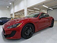 2012 Maserati GranTurismo MC Stradale Coupe for sale 100942302
