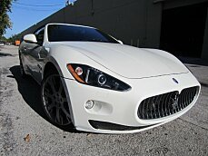 2012 Maserati GranTurismo Convertible for sale 100972467