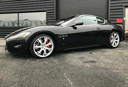 2012 Maserati GranTurismo S Coupe for sale 100992036