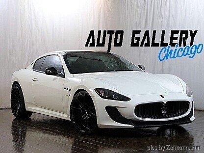2012 Maserati GranTurismo MC Stradale Coupe for sale 101045616