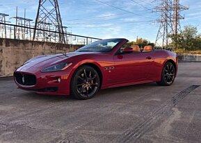 2012 Maserati GranTurismo Sport Convertible for sale 101056570